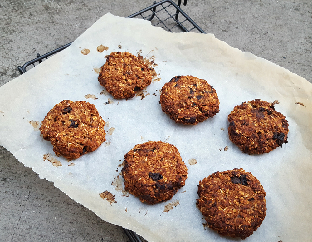 how to make oat cookies
